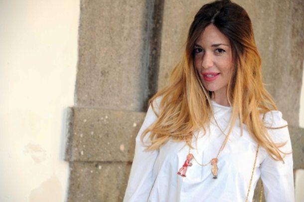 """Alessia Fabiani di nuovo single: """"Amore finito con Fabrizio. Vivo in simbiosi con Kim e Keira"""""""