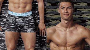 """""""Pacco"""" mimetico per Cristiano Ronaldo"""