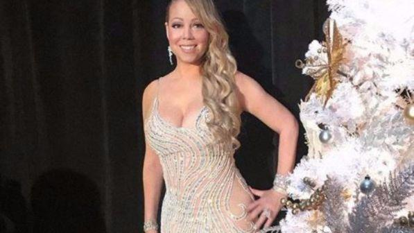 Mariah Carey salta i concerti di Natale: un?infezione respiratoria le ha tolto la voce