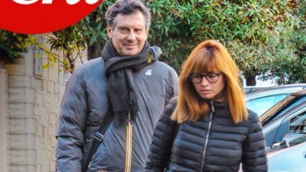 Fabrizio Frizzi, le prime foto dopo l?ischemia