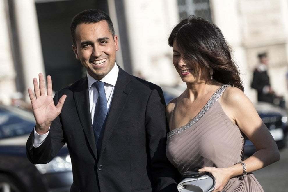 """Luigi Di Maio è di nuovo single: """"Con Silvia Virgulti è finita, ma ci vogliamo bene"""""""