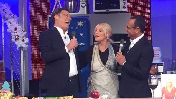 Fabrizio Frizzi torna a sorpresa in tv: incursione alla
