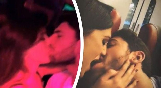 Gf Vip, Cecilia e Ignazio non si risparmiano: baci focosi dappertutto, gli scatti sui social