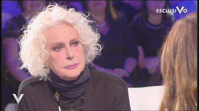 """Verissimo, Loretta Goggi: """"Mina ha ispirato la mia vita di donna"""""""
