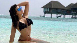 Giulia Salemi, guarda l?album delle vacanze alle Maldive