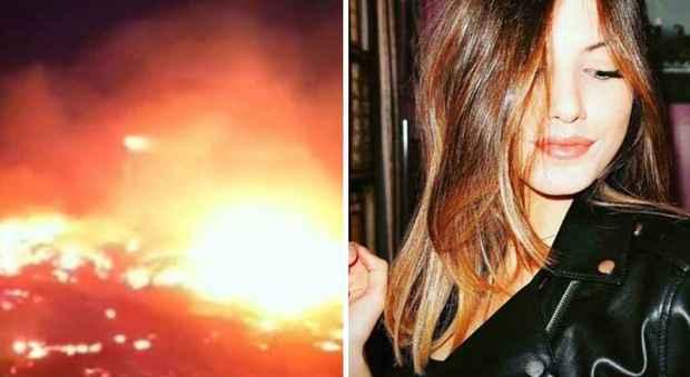 Incendio nella casa dell'aspirante Miss Italia Lucrezia Terenzi: la sorella salva tutti, muore il cane