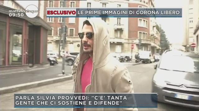 """Corona libero, in esclusiva le parole di Silvia Provvedi: """"C'è tanta gente che ci sostiene"""""""