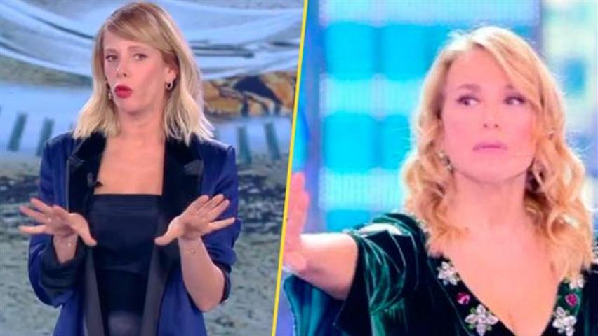 Gaffe o frecciatina di Alessia Marcuzzi su Barbara D'Urso? Sbaglia il nome a L'Isola dei Famosi
