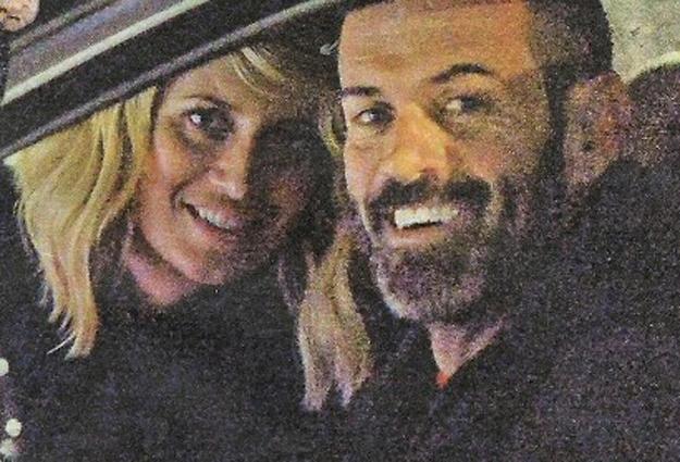 Ascanio Pacelli e Katia Pedrotti, dal Gf alla famiglia: uscita serale per la festa di Tancredi