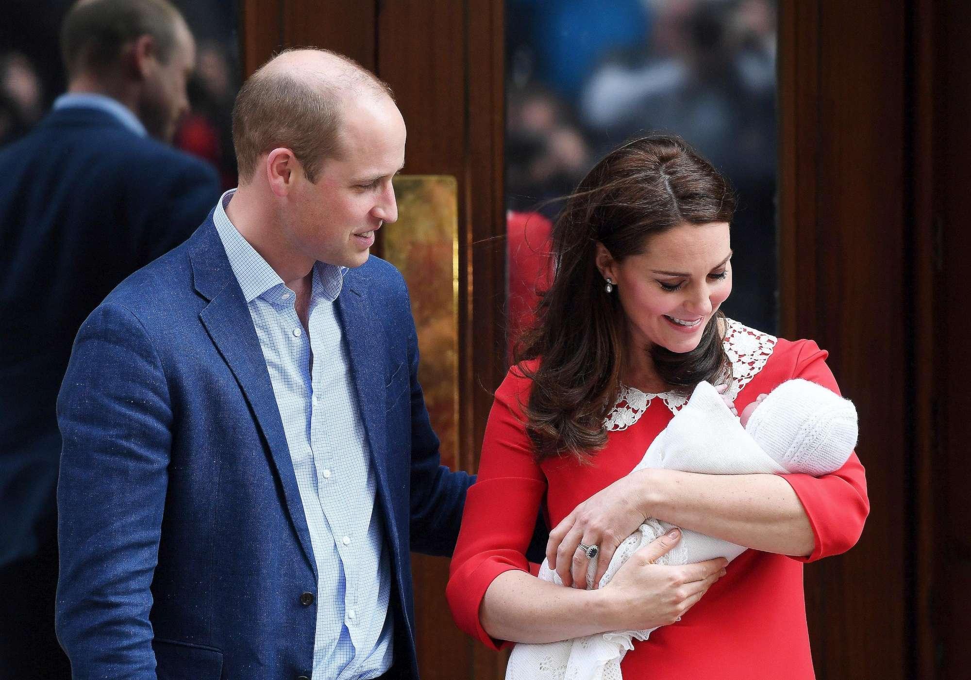 Royal Baby, messaggi di congratulazioni vip