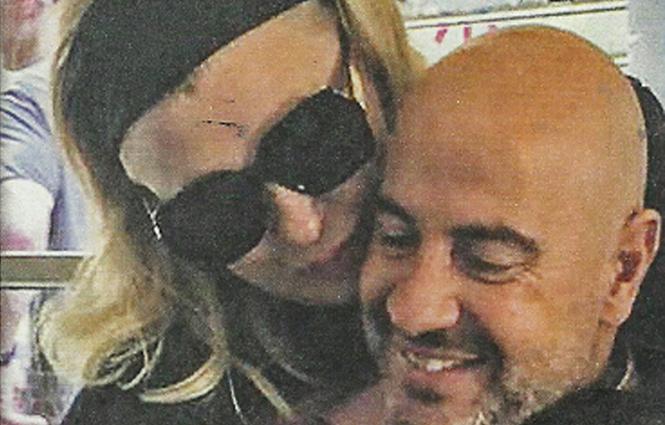 Tina Cipollari e i viaggi d'amore: trasferta a Firenze per il fidanzato Vincenzo Ferrara