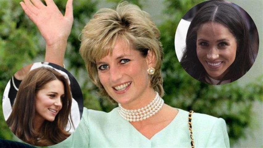 Meghan Markle ha modificato l'anello appartenuto a Lady Diana, critiche a Corte