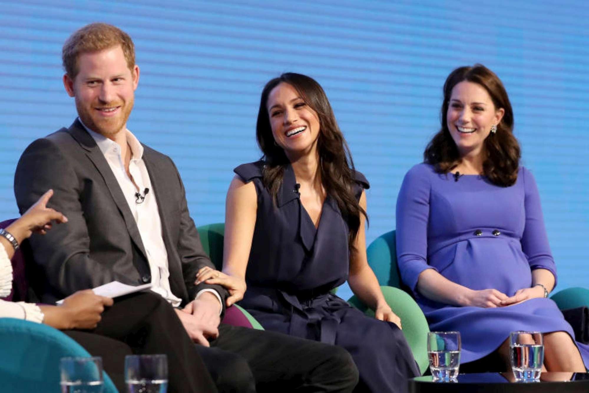 Gb, Harry e Meghan lasciano la fondazione di Kate e William