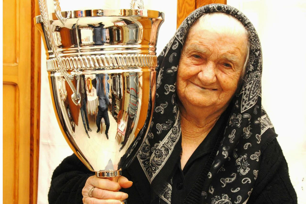 Morta nonna Peppa: aveva 116 anni, era la donna più anziana d'Europa