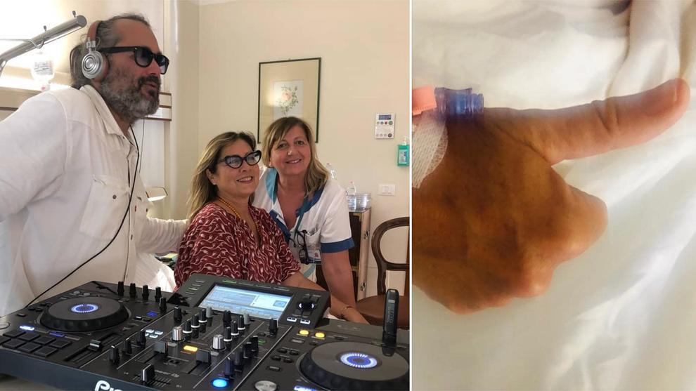 Romina Power dimessa dall'ospedale dopo l'operazione: «Tutto è bene quel che finisce bene»