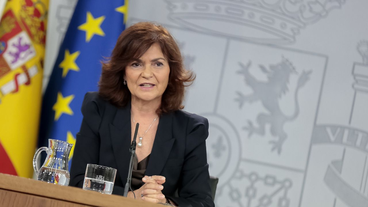 Open Arms, vicepremier spagnola: «Potevano andare a Malta, non hanno voluto»
