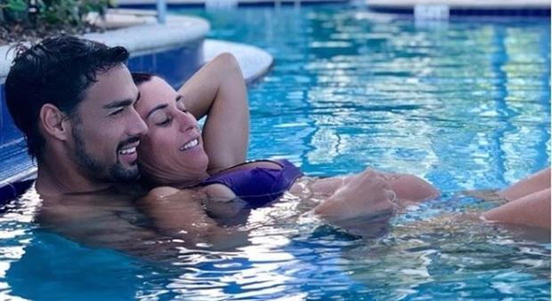 Fabio Fognini e Flavia Pennetta genitori bis. L'annuncio via social: «In quattro sarà ancora più bello»