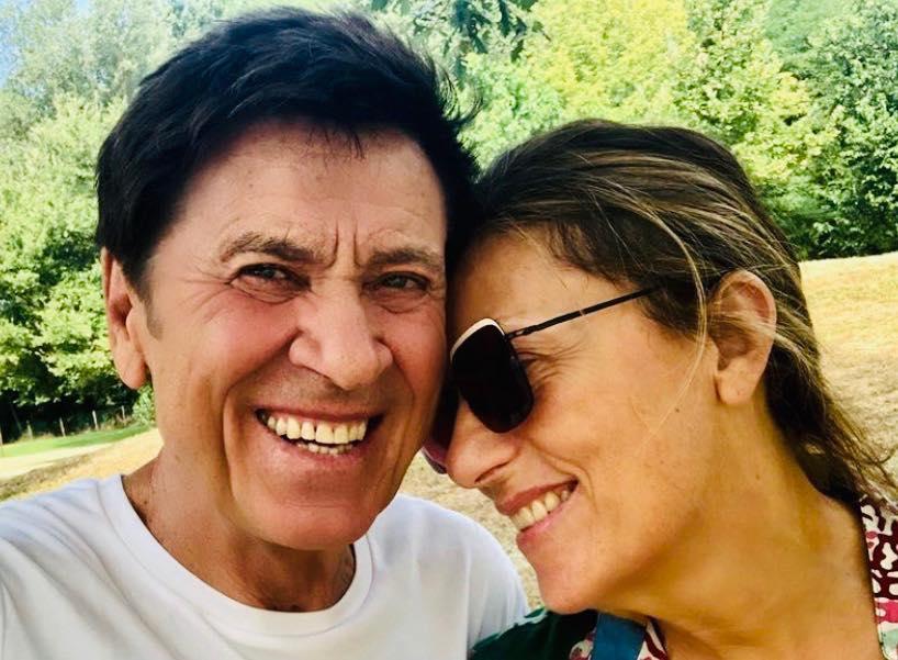 Gianni Morandi, dedica dolcissima alla moglie Anna per i 25 anni dal primo incontro