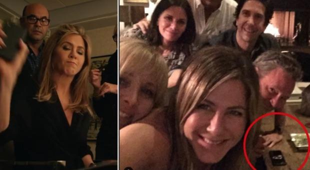 Jennifer Aniston, Chiara Ferragni è nel mirino: Instagram in tilt, lei spacca il telefono. E spunta il