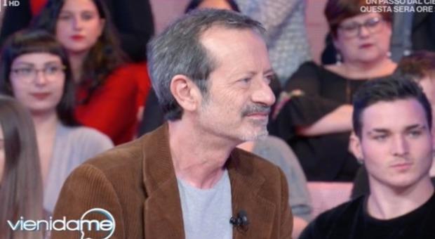 Rocco Papaleo choc a Vieni da me: «Ero sul set e ho sentito una presenza divina...». Caterina Balivo impietrita