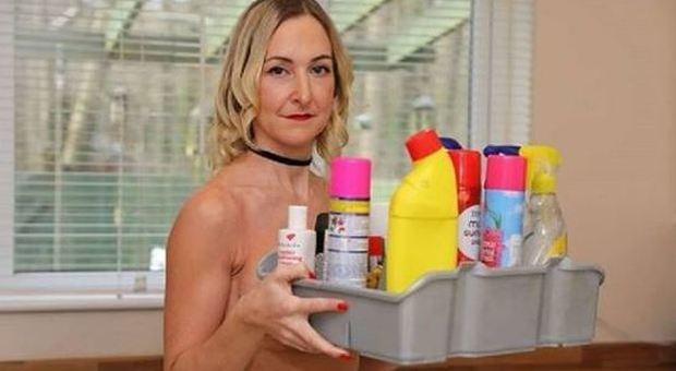 Mamma 35enne lascia il lavoro e fonda un'impresa di pulizie