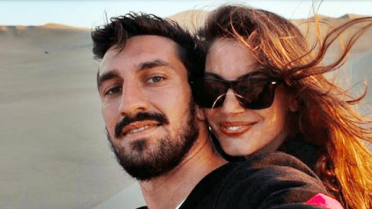 Francesca Fioretti, su Instagram una poesia per Davide Astori. È il primo post a 7 mesi dalla tragedia