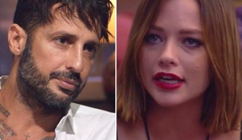 Fabrizio Corona chiede scusa a Silvia Provvedi: «Chiedo perdono per averla fatta soffrire»