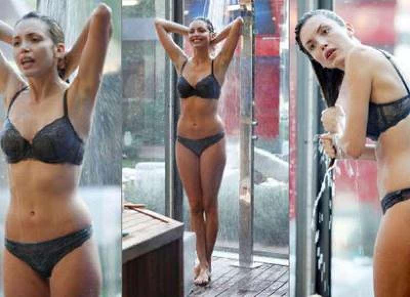 Ilenia Pastorelli: «Se il mio fidanzato mi proponesse lo scambio di coppia gli darei un calcio sui testicoli»