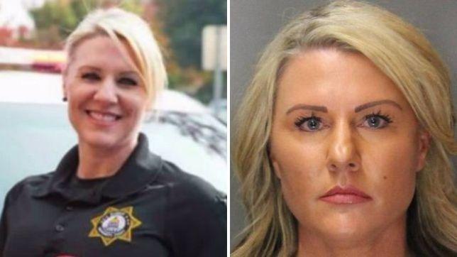 Vice sceriffo fa sesso con un ragazzo di 16 anni, denunciata per abusi