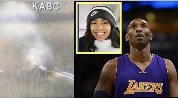Kobe Bryant morto con la figlia di 13 anni, è precipitato con il suo elicottero: la leggenda Nba aveva 41 anni. Con loro altre 7 persone