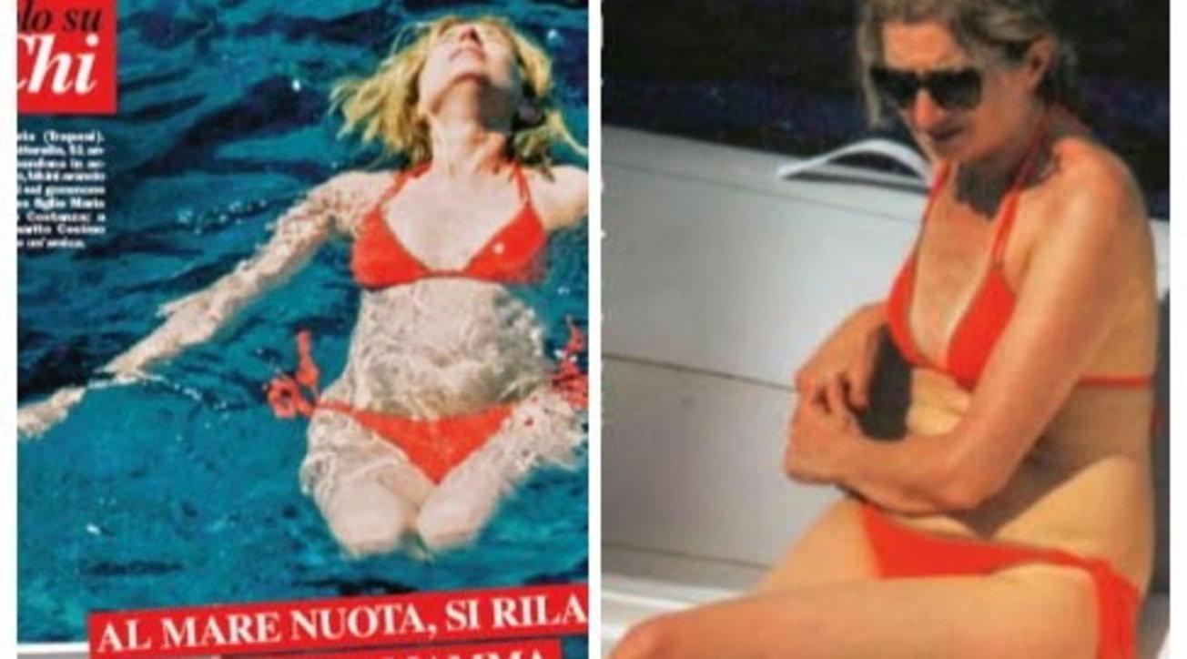 La figlia di Sergio Mattarella in barca con la famiglia