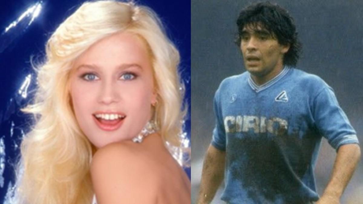 Maradona, Heather Parisi rompe il silenzio dopo un commento: «Amante di gioventù? Mio figlio mi ha chiesto la verità»