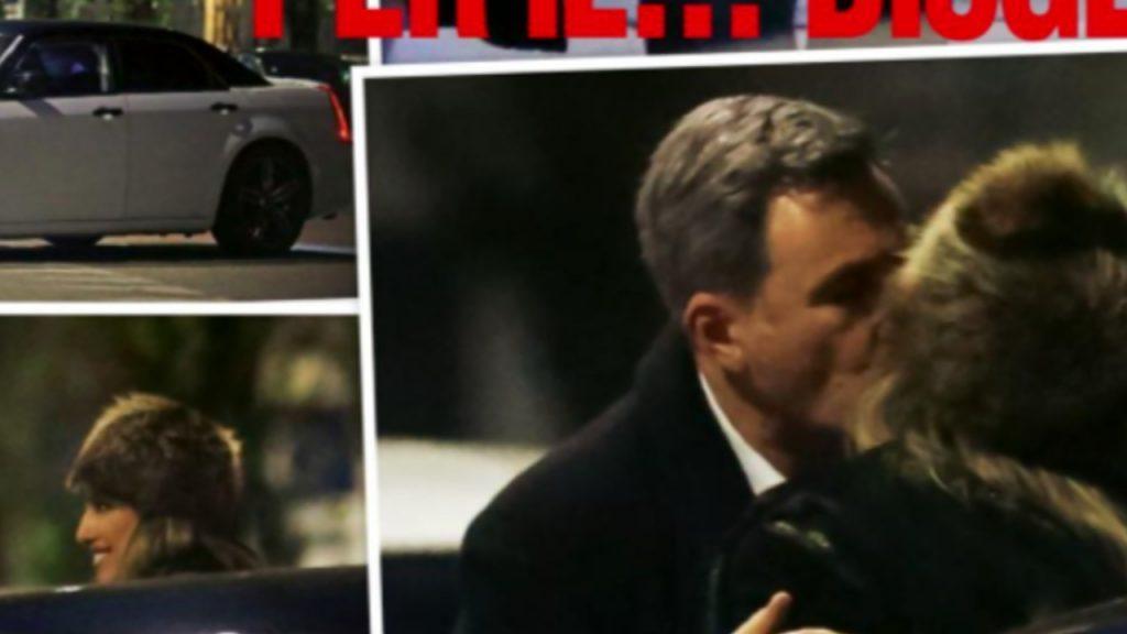 Gf Vip choc, scatta il bacio tra Filippo Nardi e Guenda Goria: le foto esclusive su Chi