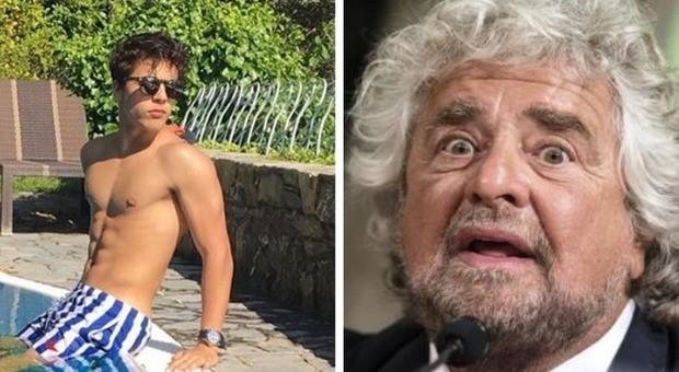 Grillo, figlio accusato di stupro. Procura: «Ragazza tenuta per i capelli e costretta a rapporti» Lui: «Fu consenziente»