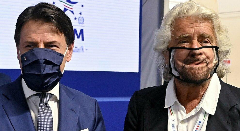 Video di Beppe Grillo, parla Giuseppe Conte: «Rispetto per il lavoro della magistratura»