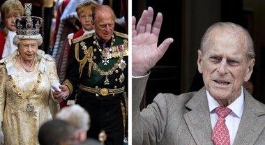 Morto Filippo, la regina Elisabetta piange l'«amato consorte». Insieme per 73 anni