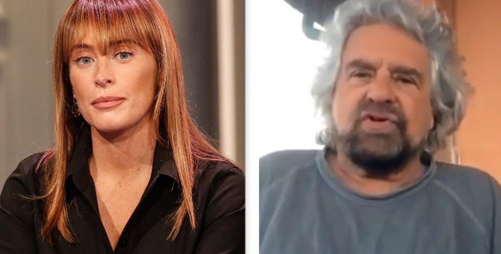 Beppe Grillo, Maria Elena Boschi attacca: «Ti devi semplicemente vergognare»