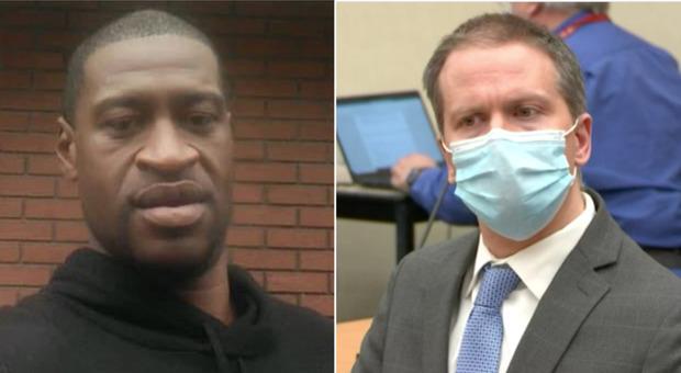 Floyd, sentenza storica: «Agente tre volte colpevole». Rischia 40 anni di carcere. La folla esulta