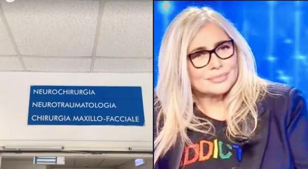 Mara Venier in ospedale preoccupa i fan: «Chissà quando finirà»