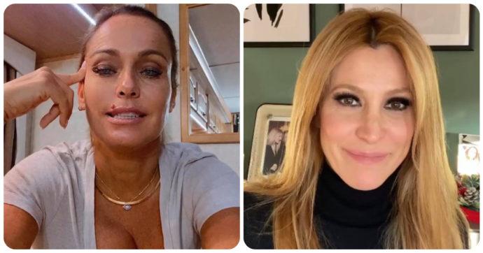 GFVip, lite furiosa tra Sonia Bruganelli e Adriana Volpe: c'entra Magalli. La moglie di Bonolis ha la risposta pronta