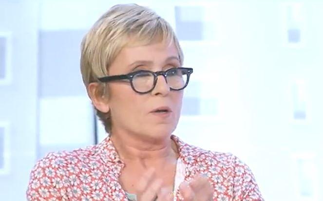 La clamorosa gaffe della giornalista del Corriere della Sera ad Agorà: «Non so se sia peggio essere laziale o fascista»