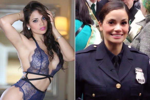 Samantha: la poliziotta più se.x.y di New York