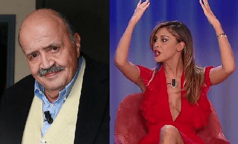Maurizio Costanzo contro Belen: