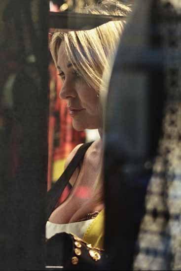 Paola Ferrari e l'incidente se.x.y durante lo shopping con la figlia.