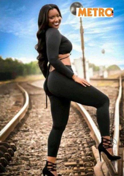 Modella vuole mettersi in mostra. muore per farsi un selfie sui binari del  treno 1e68f79c442