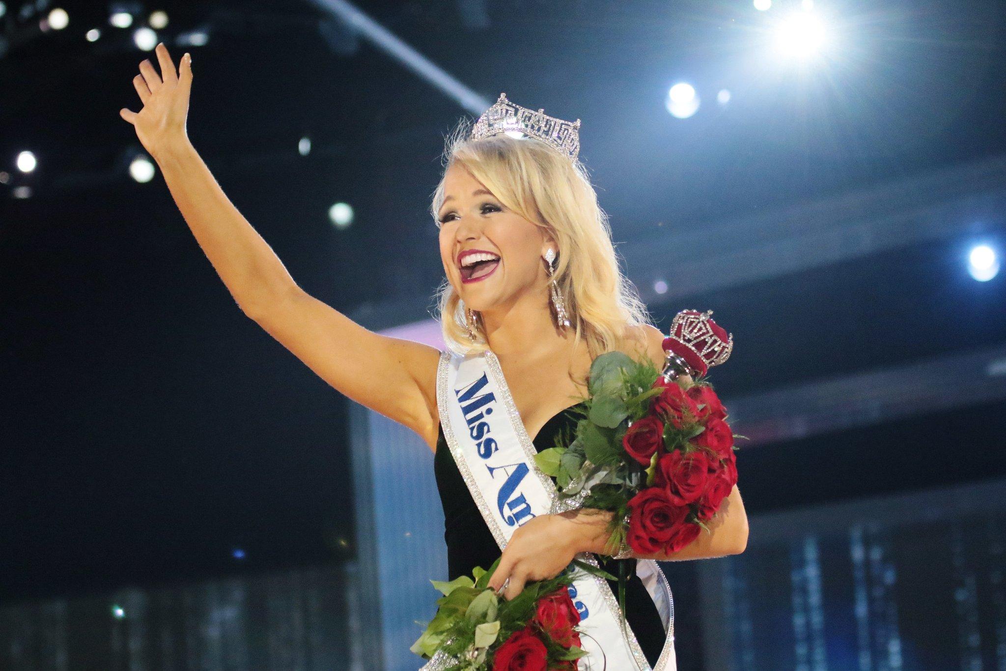 Savvy Shields  è la nuova Miss America 2017, ma ha un altro sogno nel cassetto