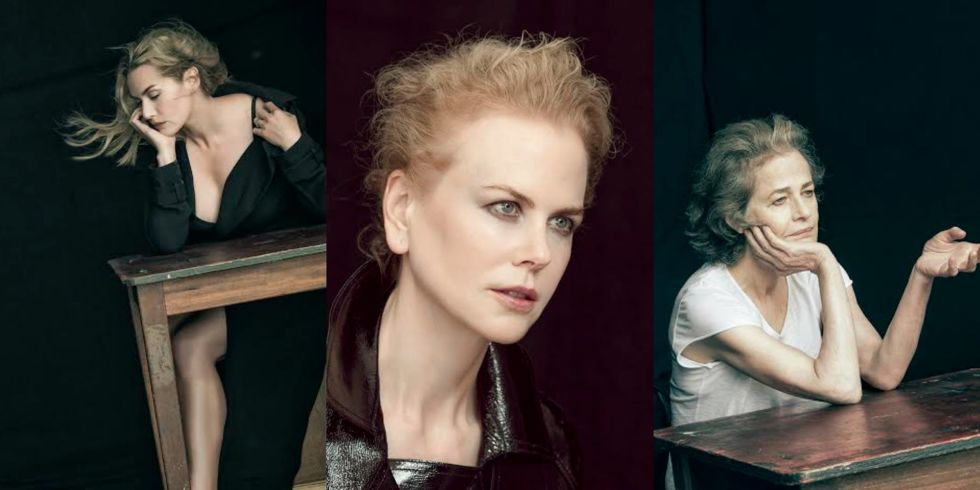 Calendario Pirelli, da Nicole Kidman a Uma Thurman: 14 dive senza ritocco