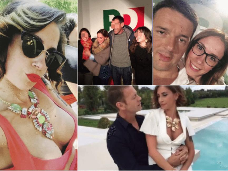 """Malena, la delegata del Pd: """"Io, Rocco e Renzi, tutta la verità"""""""