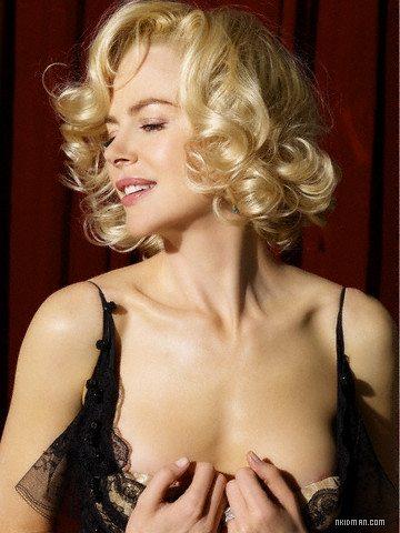 """Nicole Kidman sfida lo star system: """"Sosteniamo Trump"""""""