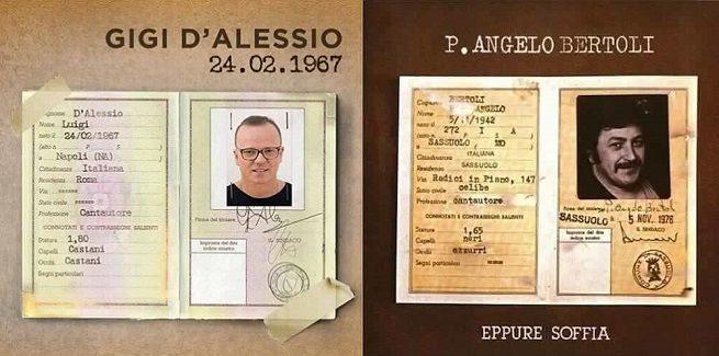 """""""Gigi D'Alessio ha copiato mio padre"""". L'accusa dal figlio del musicista morto 15 anni fa"""